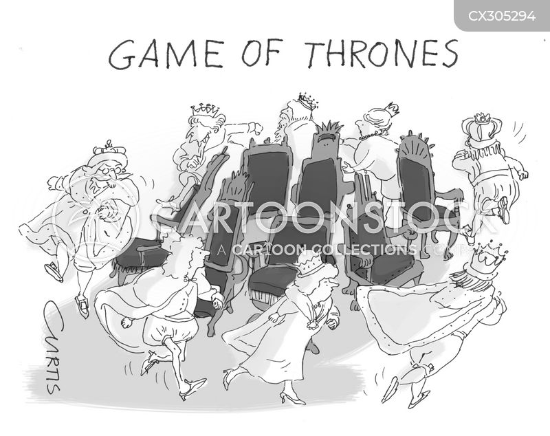 royal court cartoon