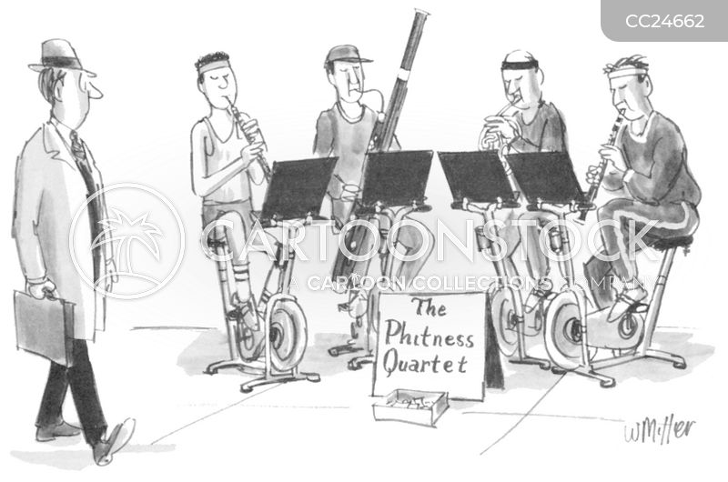 oboe cartoon