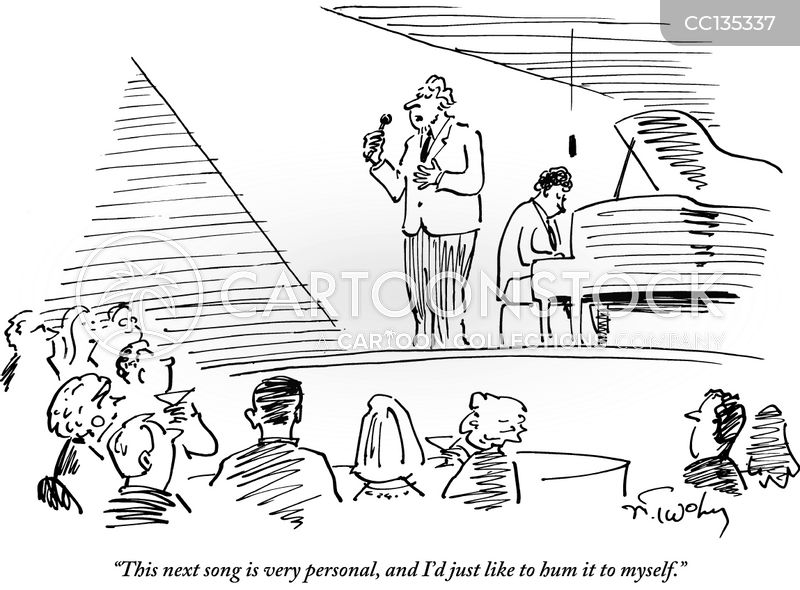 jazz lounge cartoon