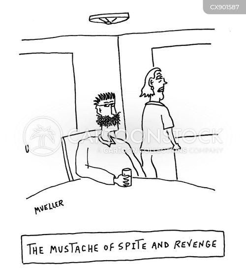 spite cartoon