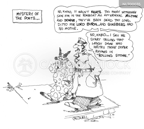 anonymous author cartoon