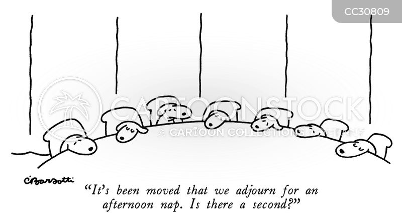 Naps cartoon