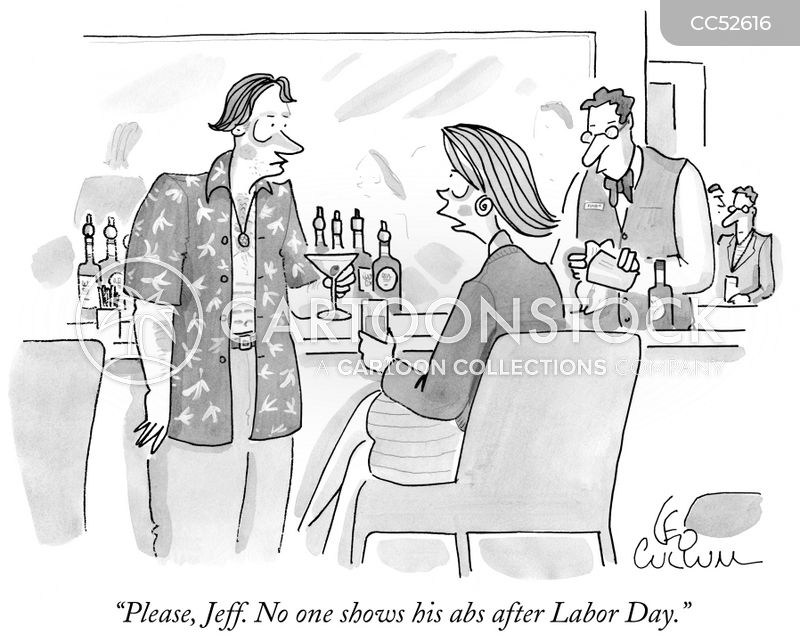 dress-code cartoon