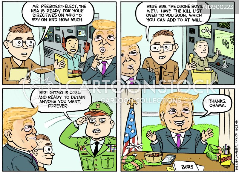 national security agency cartoon