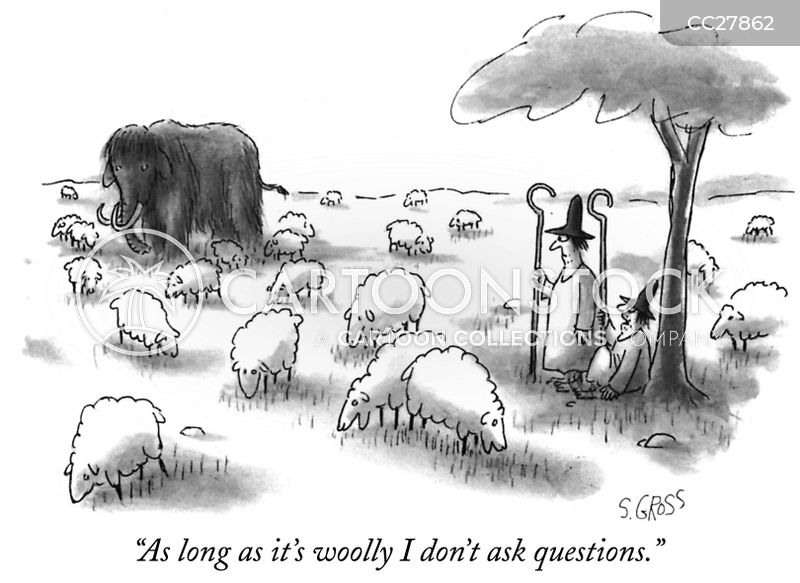 rural cartoon