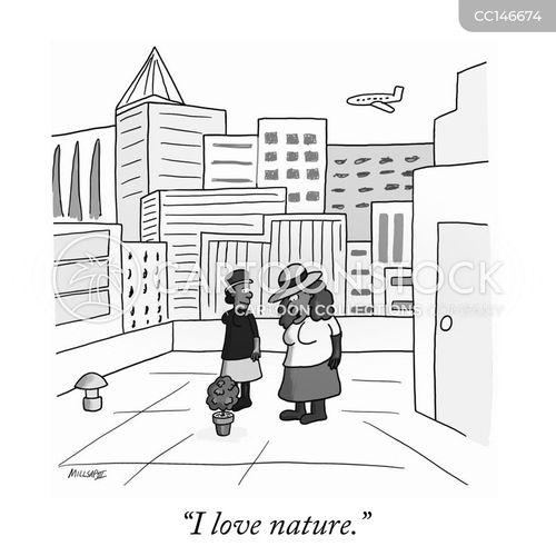 pretentious cartoon