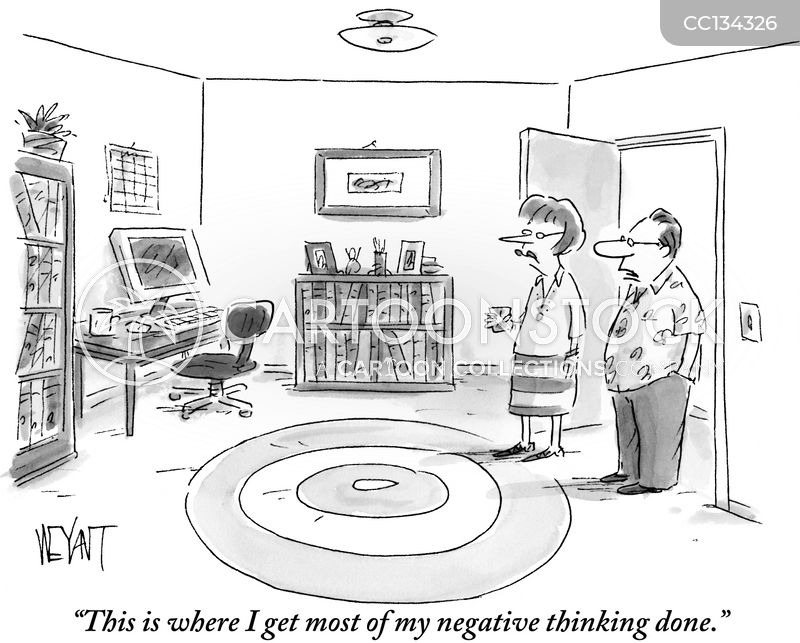 negative cartoon