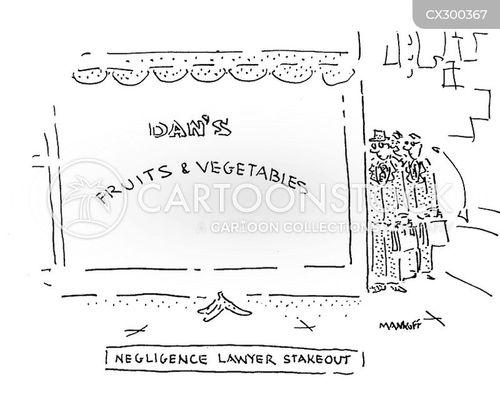 small businesses cartoon