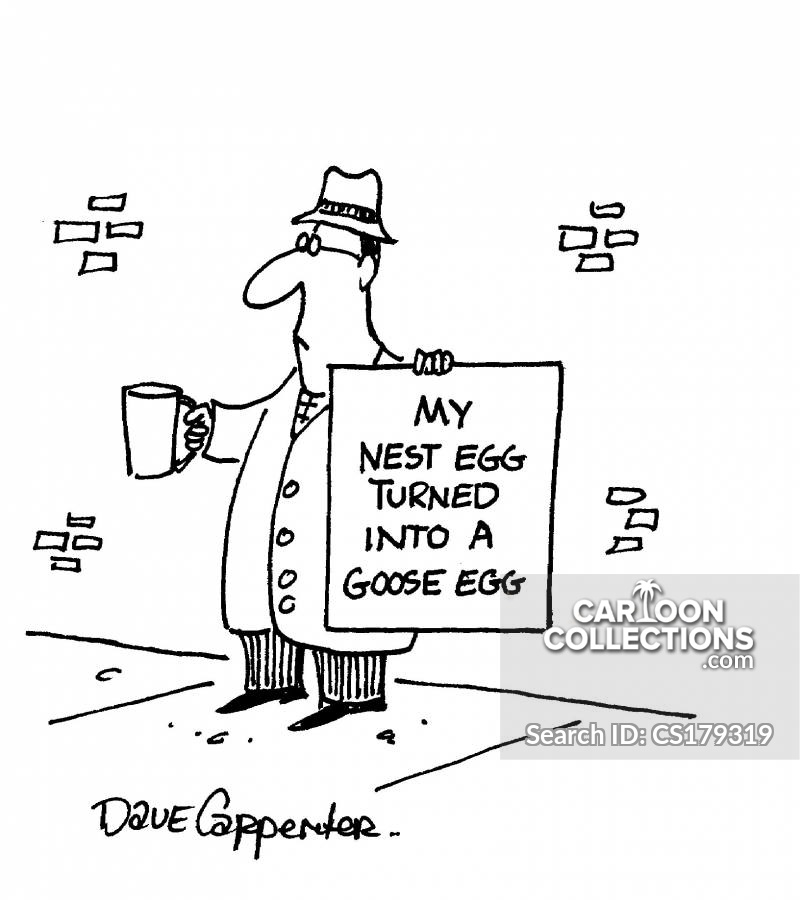 goose egg cartoon