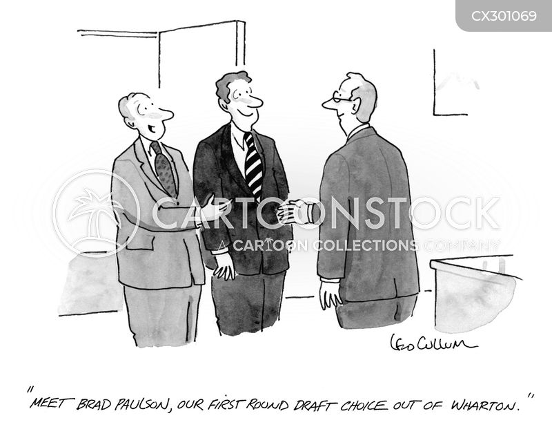 Draft Picks cartoon