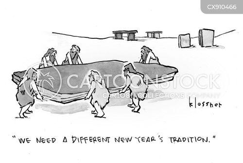 changed cartoon