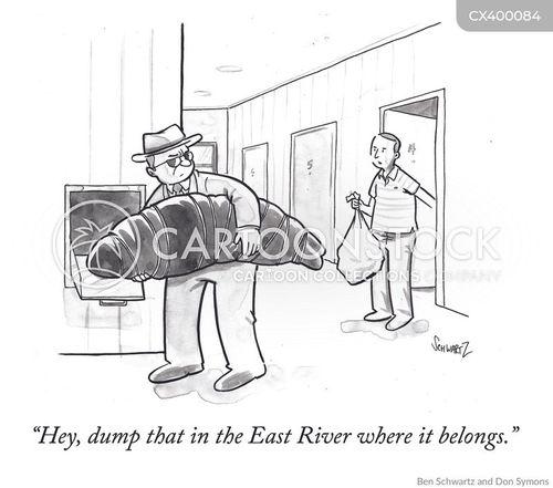 litterbugs cartoon