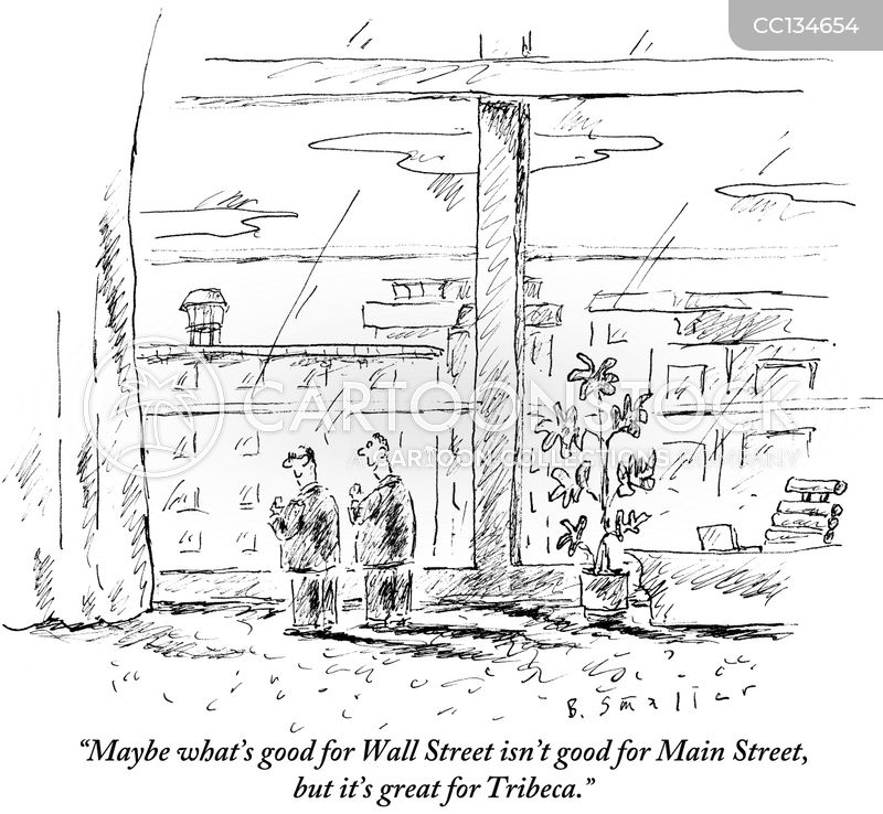 borough cartoon