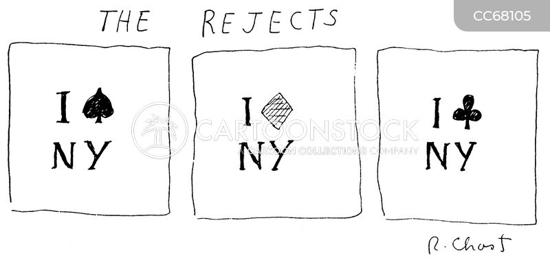 rejected cartoon