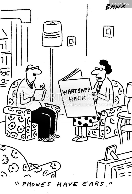 internet security cartoon