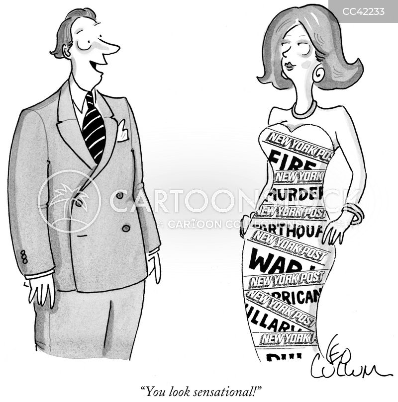 womensewear cartoon