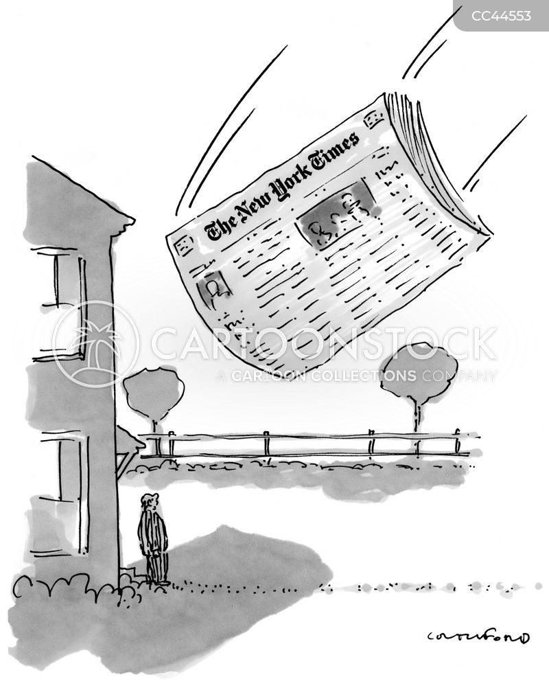 broadsheet cartoon