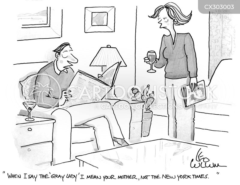 mothers in law cartoon
