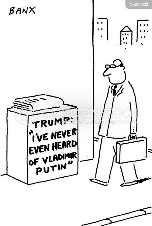 former cartoon