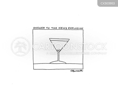 happy hour cartoon