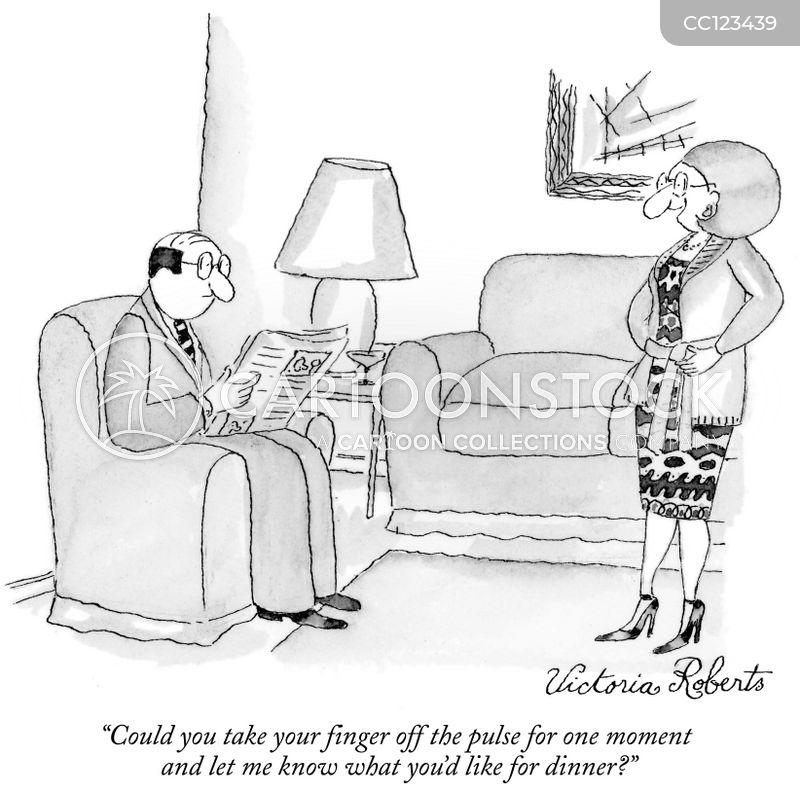 avid readers cartoon