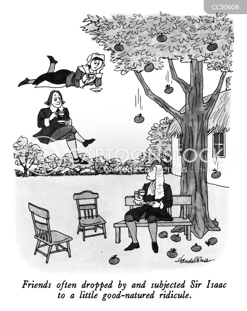 Apple Trees cartoon