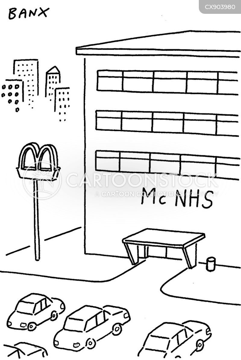 health services cartoon