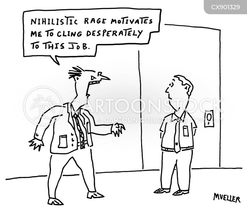 nihilists cartoon