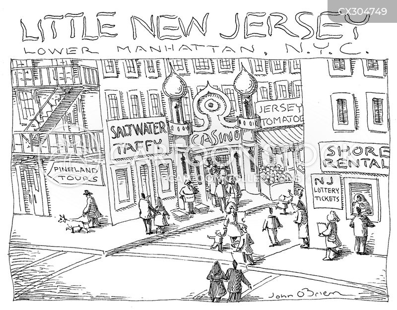 atlantic city cartoon
