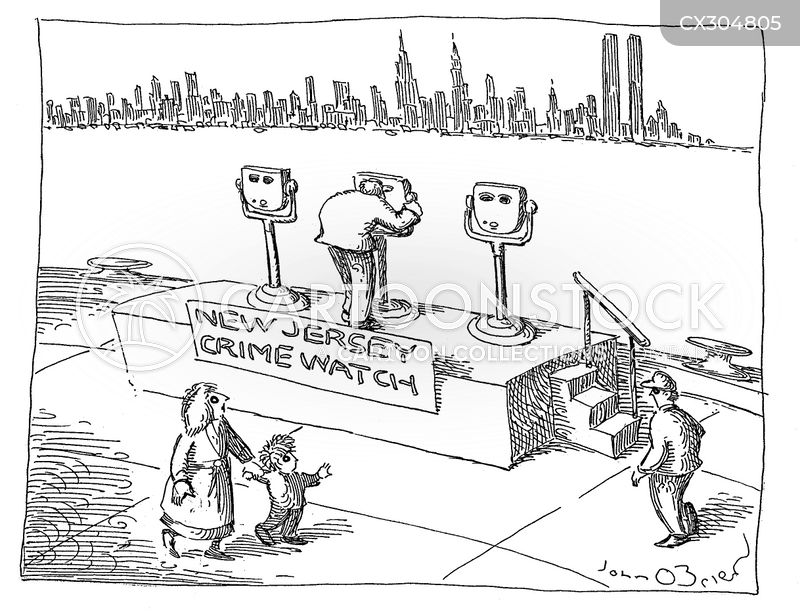 Viewing Machines cartoon