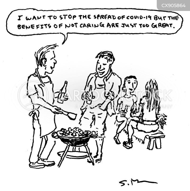 cookout cartoon
