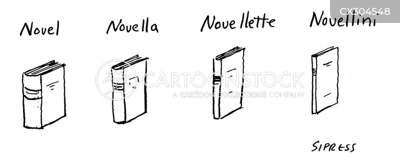 novellettes cartoon