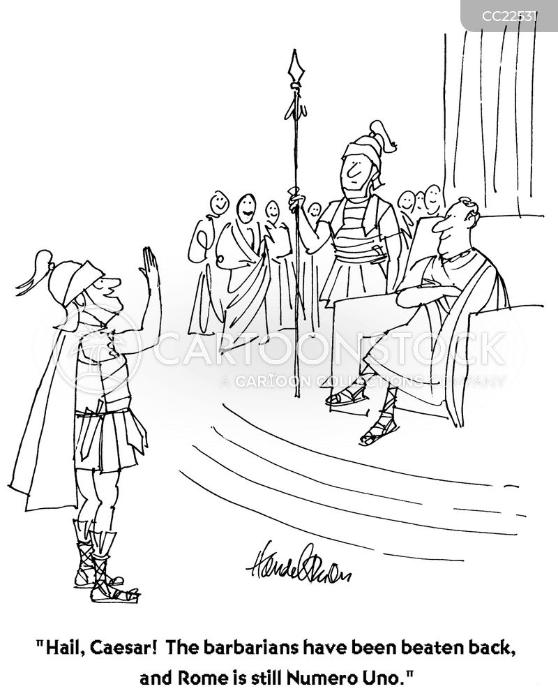 latin languages cartoon