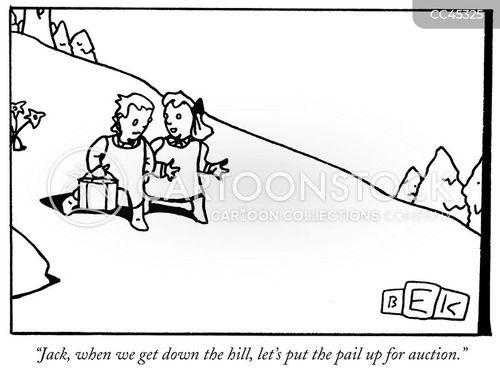 take advantage cartoon