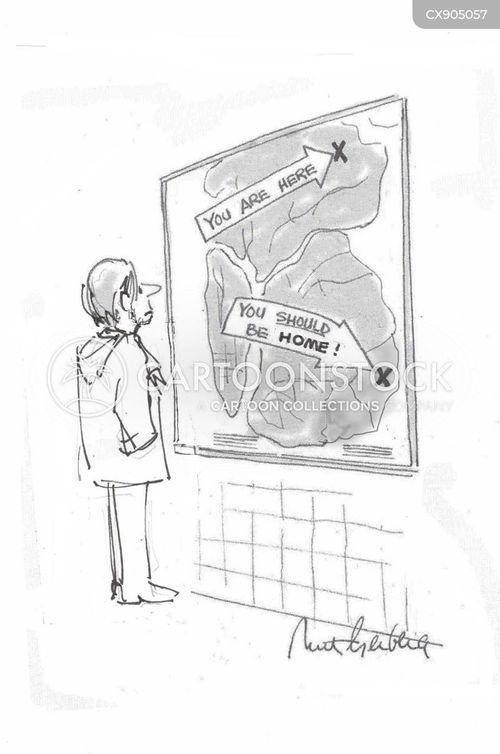 corona virus pandemic cartoon