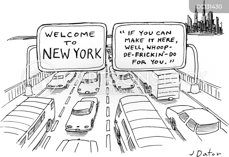 big cities cartoon