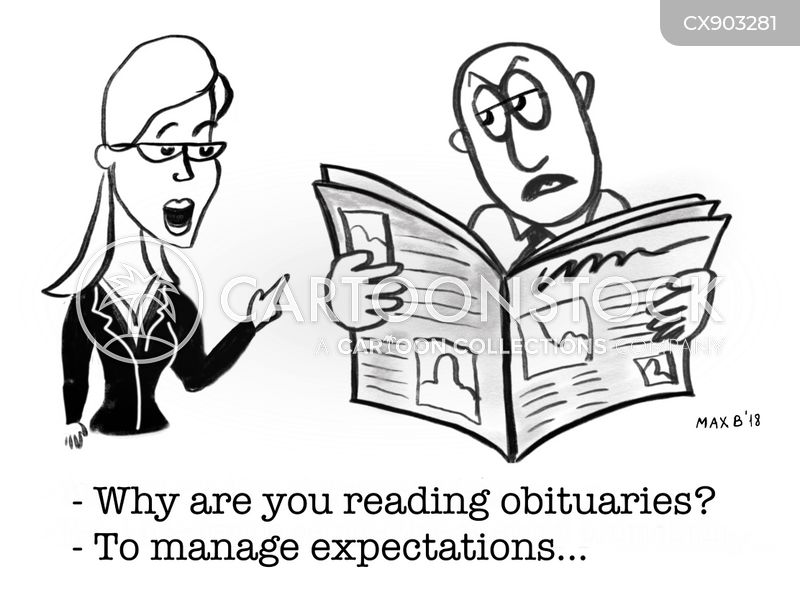 low expectations cartoon