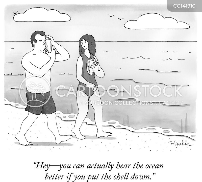 sea cartoon