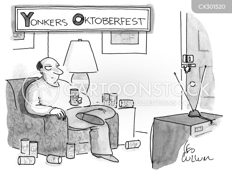 oktoberfest cartoon