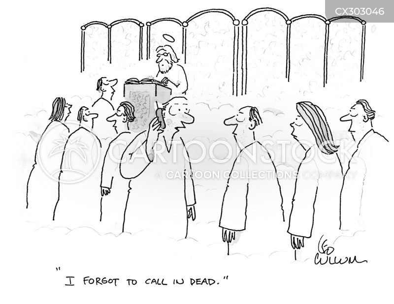 st peter cartoon