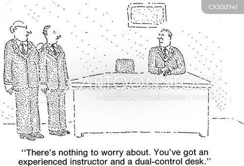 bad management cartoon
