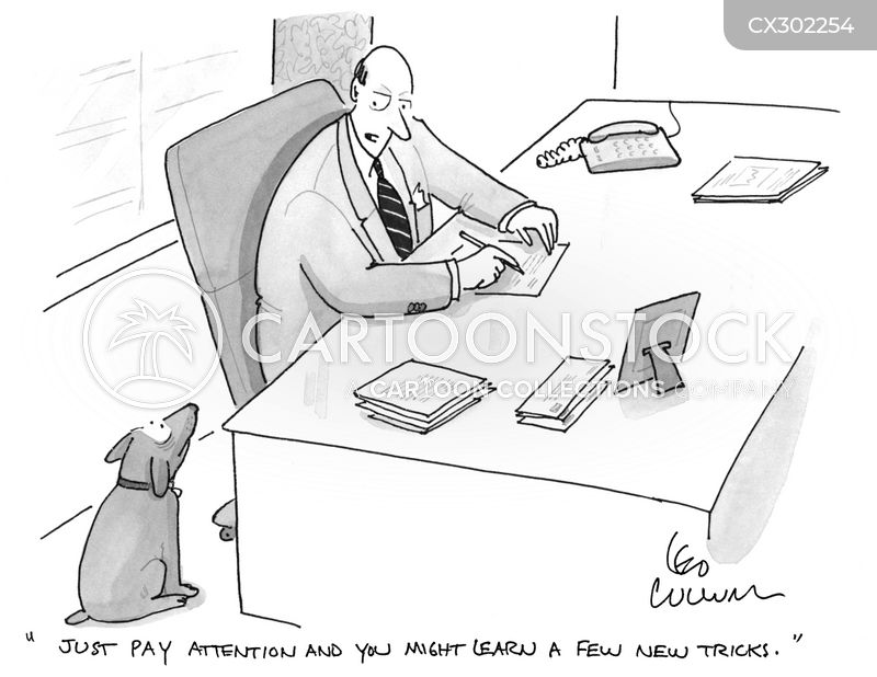 old dog new tricks cartoon