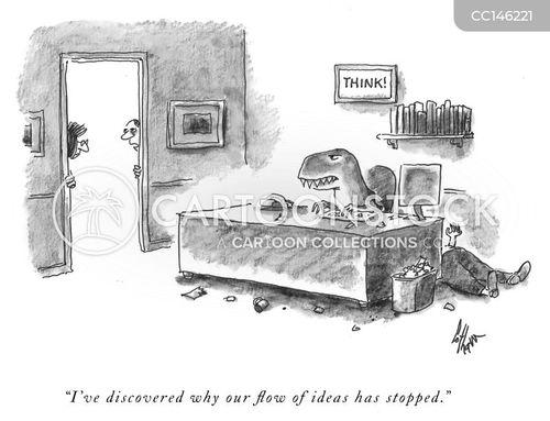 found out cartoon