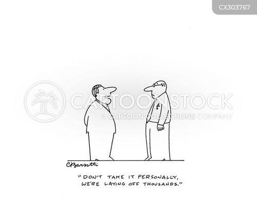 unsympathetic cartoon