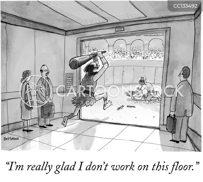 class snobbery cartoon
