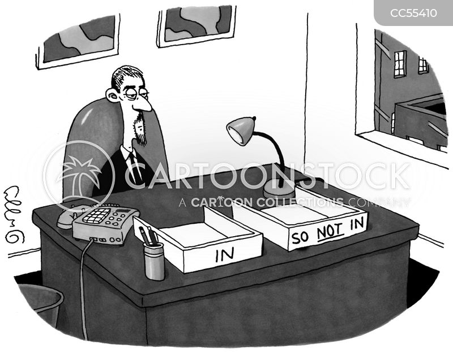 inbox cartoon