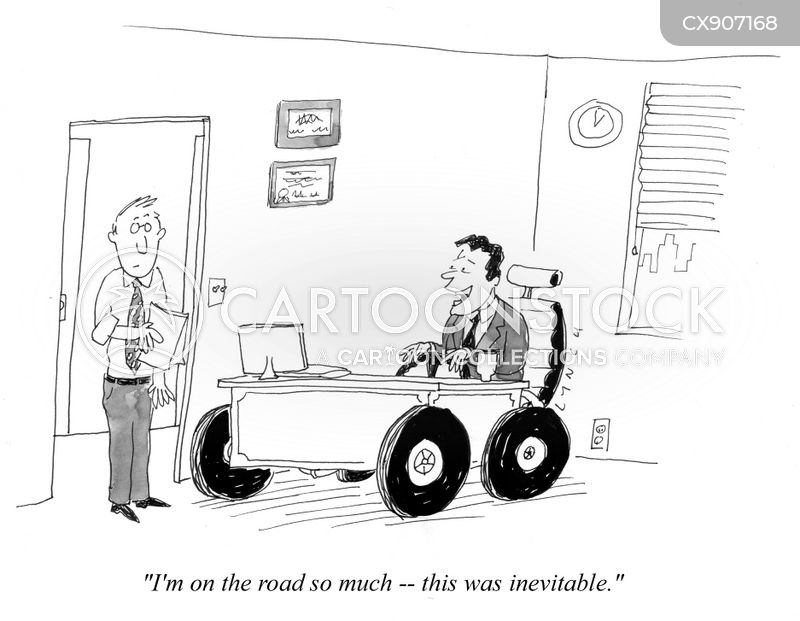 multifunctional car cartoon