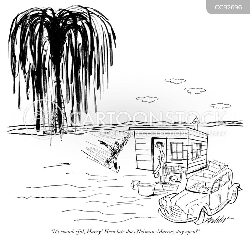 oil cartoon