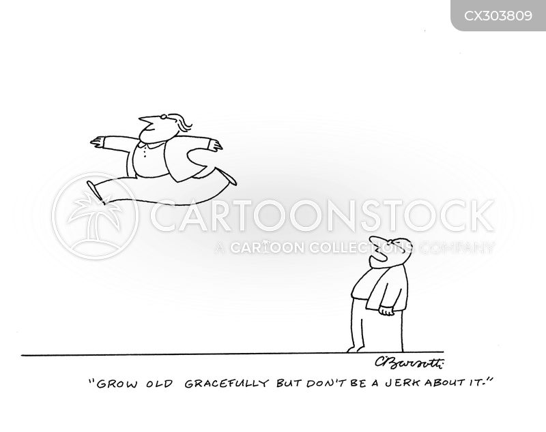 jerks cartoon