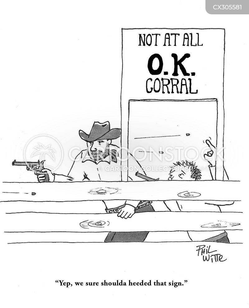 shootouts cartoon